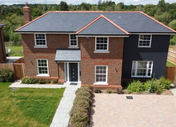 Thumbnail 5 bed detached house for sale in Lake View, Hyde Lane, Frogmore