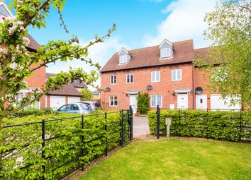 Thumbnail 3 bed town house for sale in Cherry Court, Lower Cambourne, Cambridge