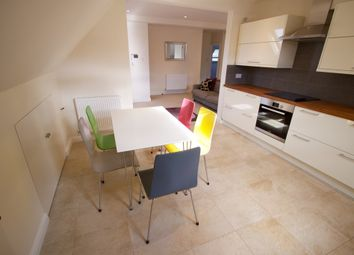 Thumbnail 3 bed flat to rent in Harberton Mead, Headington, Oxford