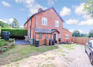 Thumbnail 2 bed semi-detached house for sale in Hunts Farm Cottages, Rudd Lane, Upper Timsbury, Romsey