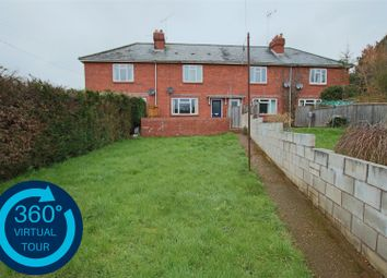 Thumbnail 2 bed terraced house for sale in Livingshayes Road, Silverton, Exeter