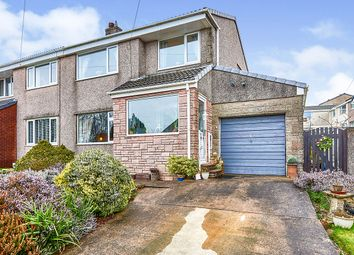 Thumbnail 3 bed semi-detached house for sale in Oakfield Court, Whitehaven, Cumbria