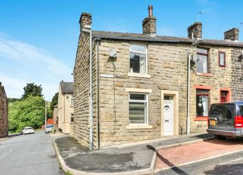 Thumbnail 2 bed end terrace house for sale in Plane Street, Bacup, Rossendale, Lancashire