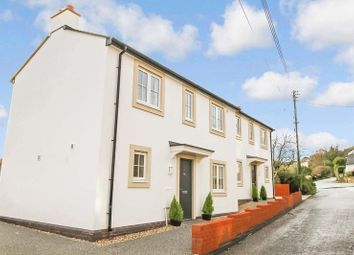 Thumbnail 2 bed semi-detached house for sale in Longdown, Exeter