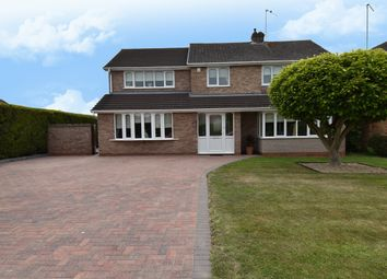 Thumbnail 4 bed detached house for sale in Minter Avenue, Droitwich