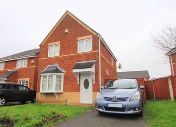 Thumbnail 3 bed detached house for sale in Capricorn Crescent, Dovecot, Liverpool