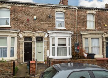 Thumbnail 2 bedroom terraced house for sale in Neville Street, York