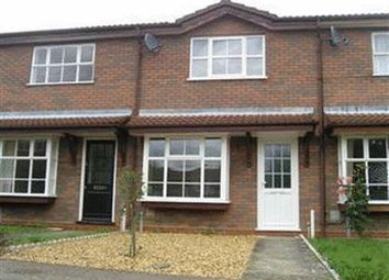 Thumbnail 2 bedroom terraced house to rent in Shard Close, Northampton