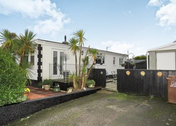 Thumbnail 2 bedroom mobile/park home for sale in Battisford Park, Plympton, Plymouth