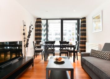 Thumbnail 3 bedroom flat to rent in Westland Place, London