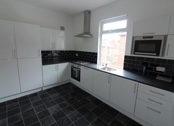Thumbnail 3 bed flat to rent in Victoria Road, Darlington, County Durham