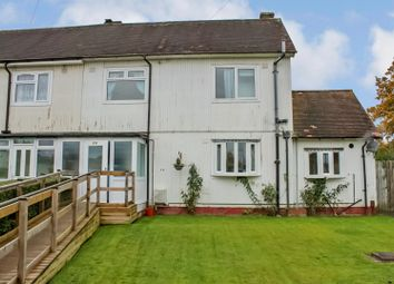 Thumbnail 3 bed semi-detached house for sale in Lyndon Croft, Marston Green
