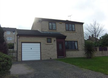 Thumbnail 3 bed detached house to rent in Rectory View, Dewsbury