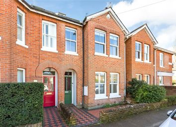 Thumbnail 4 bedroom terraced house to rent in Alswitha Terrace, King Alfred Place, Winchester, Hampshire