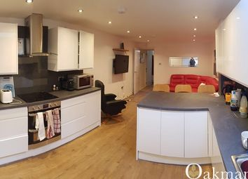 Thumbnail 6 bed terraced house to rent in Heeley Road, Birmingham, West Midlands.