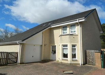 Thumbnail 4 bedroom detached house for sale in Shottskirk Road, Shotts