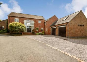 Thumbnail 5 bed detached house for sale in Leire, Lutterworth, Leicestershire