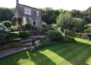 Thumbnail 4 bed detached house for sale in Barnsley Road, Denby Dale, Huddersfield