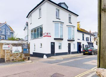 Thumbnail 2 bed flat for sale in Marine House, Queen Street, Penzance
