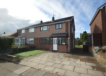 Thumbnail 5 bed semi-detached house to rent in Chadderton Drive, Bury