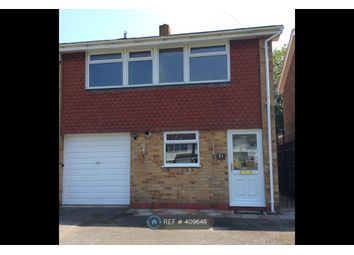 Thumbnail 3 bed end terrace house to rent in Muswell Close, Solihull