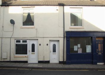 Thumbnail 2 bed flat to rent in Commercial Street, Willington, Crook