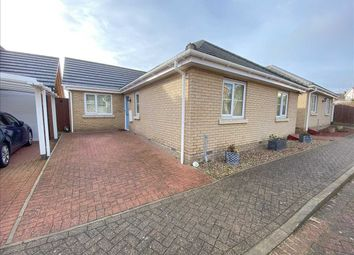 Thumbnail 3 bed bungalow for sale in Ellenbrook Close, Ipswich