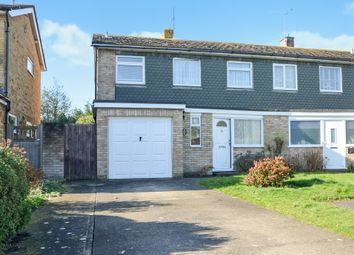 3 bed semi-detached house for sale in Pippin Road, East Peckham, Tonbridge TN12