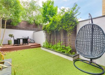 Thumbnail 3 bed terraced house for sale in Bromyard Avenue, London