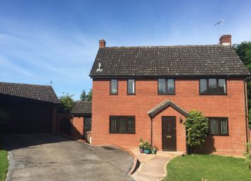 Thumbnail 5 bed detached house for sale in Gurdon Road, Woodbridge