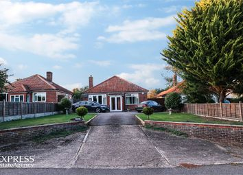 Thumbnail 3 bed detached bungalow for sale in Silver Hill, Hintlesham, Ipswich, Suffolk