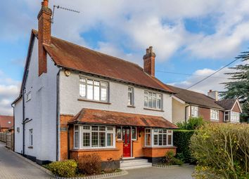 5 bed detached house for sale in Cherry Tree Road, Farnham Royal, Buckinghamshire SL2