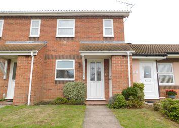 Thumbnail 2 bed terraced house for sale in Parkeston Road, Felixstowe