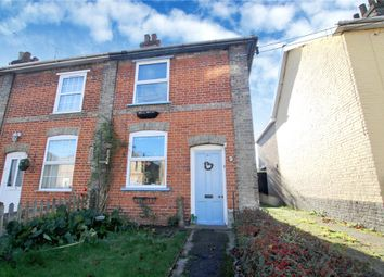 Thumbnail 2 bed end terrace house for sale in Bridge Street, Stowmarket, Suffolk