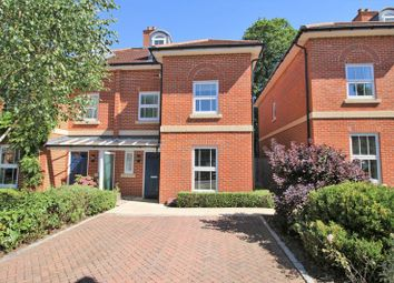 Thumbnail 3 bed semi-detached house for sale in College Close, Thame