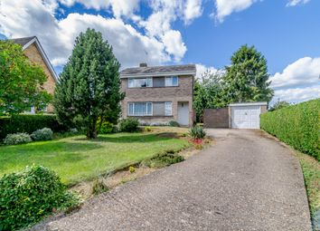 Thumbnail 3 bed detached house for sale in Wilkinson Close, Saint Neots, Cambridgeshire