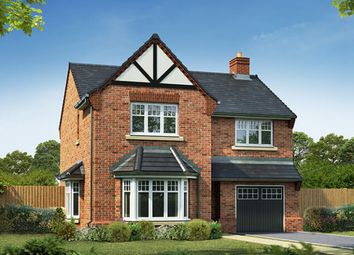 """Thumbnail 4 bedroom detached house for sale in """"The Settle V1"""" at London Road, Retford"""