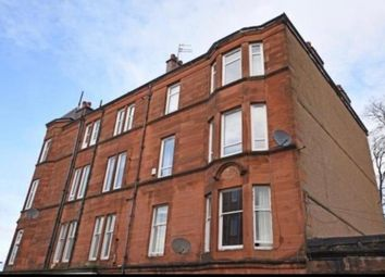 Thumbnail 2 bed flat to rent in Hazel Avenue, Glasgow