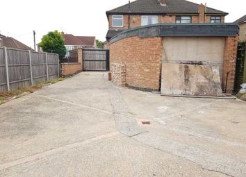 Thumbnail 3 bed semi-detached house for sale in Lamborne Road, Leicester