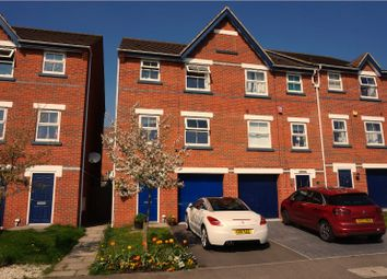 Thumbnail 4 bed town house for sale in Far Dales Road, Ilkeston