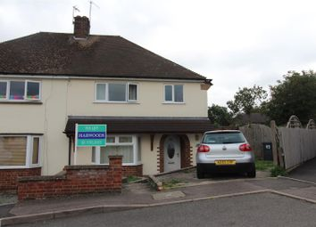 Thumbnail 3 bed semi-detached house to rent in Princess Way, Wellingborough