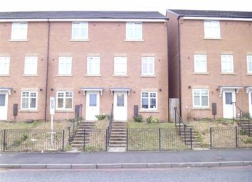 Thumbnail 4 bedroom town house to rent in Birmingham Road, Oldbury