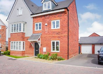 Noble Way, Solihull B90. 3 bed semi-detached house for sale