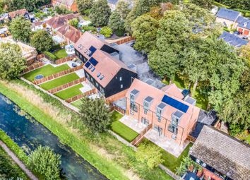 Plot 4, The Spinney, Hoddesdon Road, Stanstead Abbotts, Ware, Hertfordshire SG12. 4 bed semi-detached house