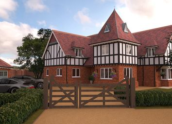 Thumbnail 5 bedroom detached house for sale in Hotchkin, 3 Petwood Oaks, Woodhall Spa
