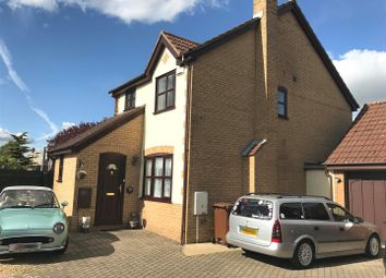 Thumbnail 3 bed detached house for sale in Mill Meadow, Kingsthorpe, Northampton
