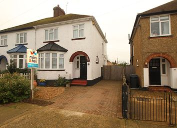 Thumbnail 3 bed semi-detached house for sale in Bognor Drive, Herne Bay