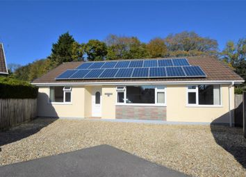 Thumbnail 3 bed detached bungalow for sale in Edgemoor Close, Tremar Coombe, Liskeard, Cornwall