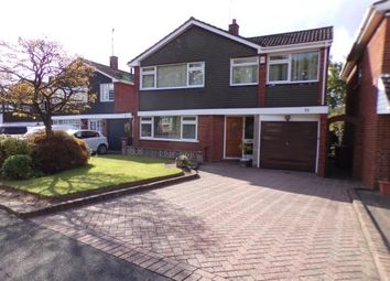 Thumbnail 5 bed detached house for sale in Launceston Road, Park Hall, Walsall