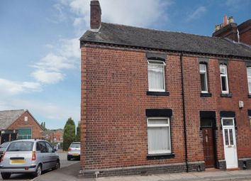 Thumbnail 2 bed terraced house for sale in Grove Road, Heron Cross, Stoke-On-Trent, Staffordshire